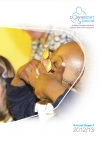 Annual Report 2012/13 Published